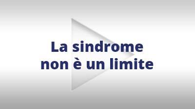 La sindrome non è un limite