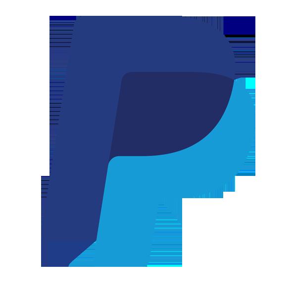 PayPal logo pagina